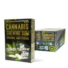 White Widow Cannabis Chewingums (20packs/display)
