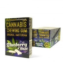 Blueberry Haze Cannabis Chewingums (20packs/display)