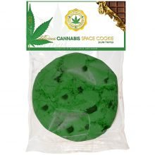 Cannabis Cookie Pure Hemp THC free (24cookies/masterbox)