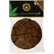 Cannabis Cookie Chocolate THC free (24cookies/masterbox)