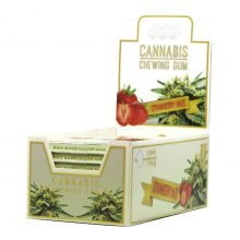 Cannabis chewingum