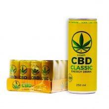 Cannabis Drinks & Snacks