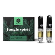 Happease® Jungle spirit 50% CBD cartridge (2pcs/pack)