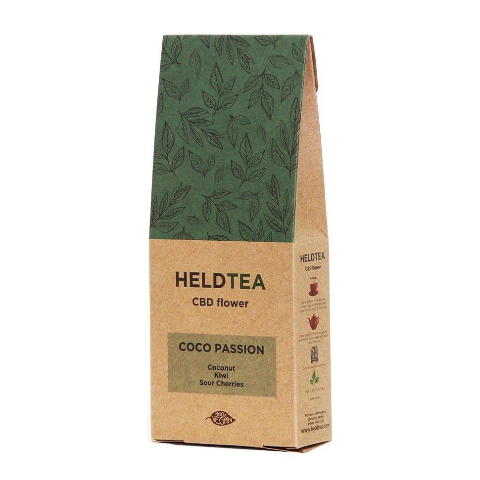 Heldtea - Coco passion CBD tea (25g)