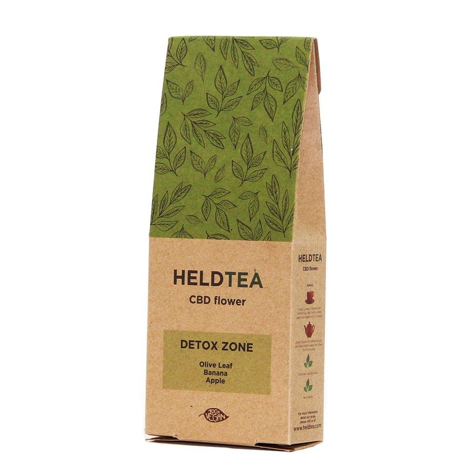 Heldtea - Detox zone CBD tea (25g)