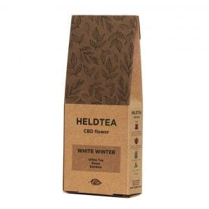 Heldtea - White Winter CBD tea (25g)