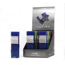 Combie™ All-In-One pocket grinder aluminium - Vortex dream 2 (6pcs/display)