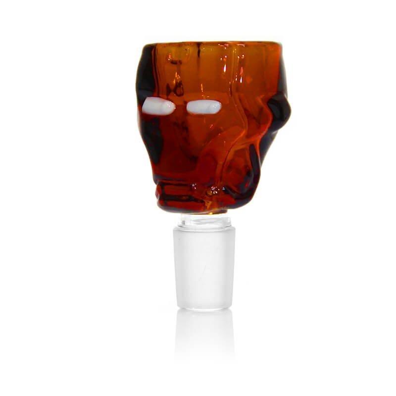 Tony Stark Red Glass Bong Bowl 14mm