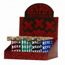 Zen Pipe Amsterdam XXX Metal Pipe (24pcs/display)