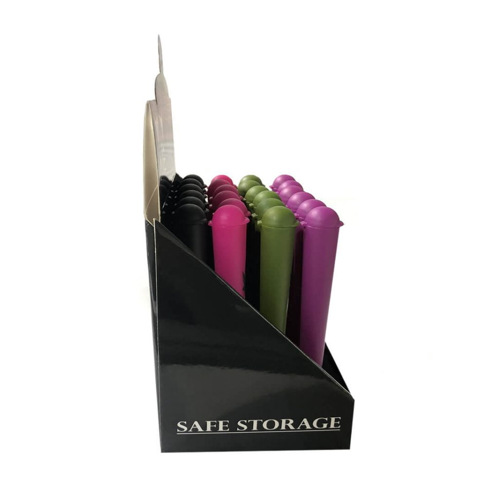 Colorful Joint holders 24pcs/display