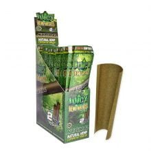 Juicy Jay's Hemp Wraps Blunt Natural (25pcs/display)