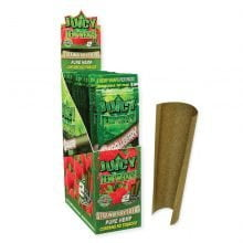Juicy Jay's Hemp Wraps Blunt Red Alert (25pcs/display)