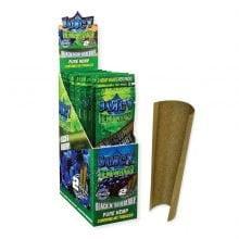 Juicy Jay's Hemp Wraps Blunt Blue (25pcs/display)
