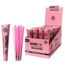 Jumbo King Size Pink Cones 3 Cones Per Pack (24pcs/display)