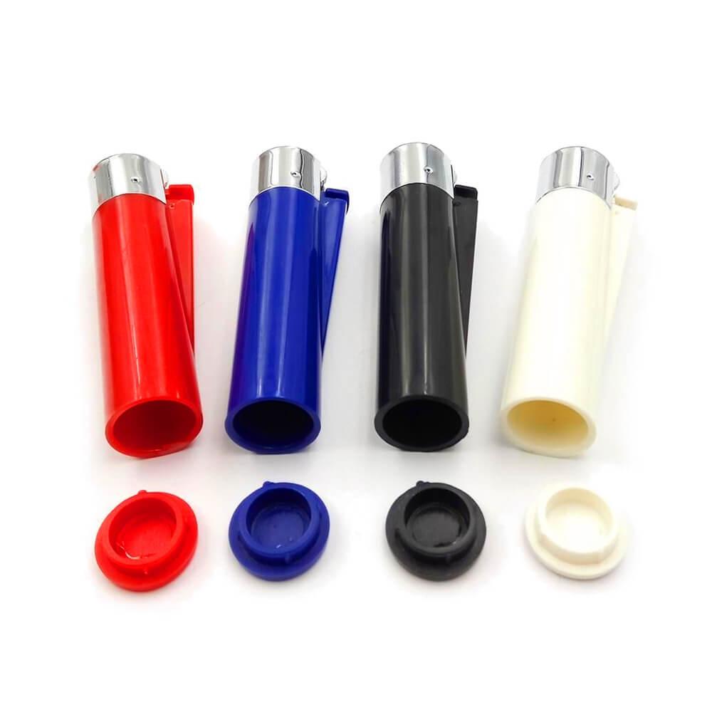 Lighter Shaped Plastic Stash (24pcs/display)