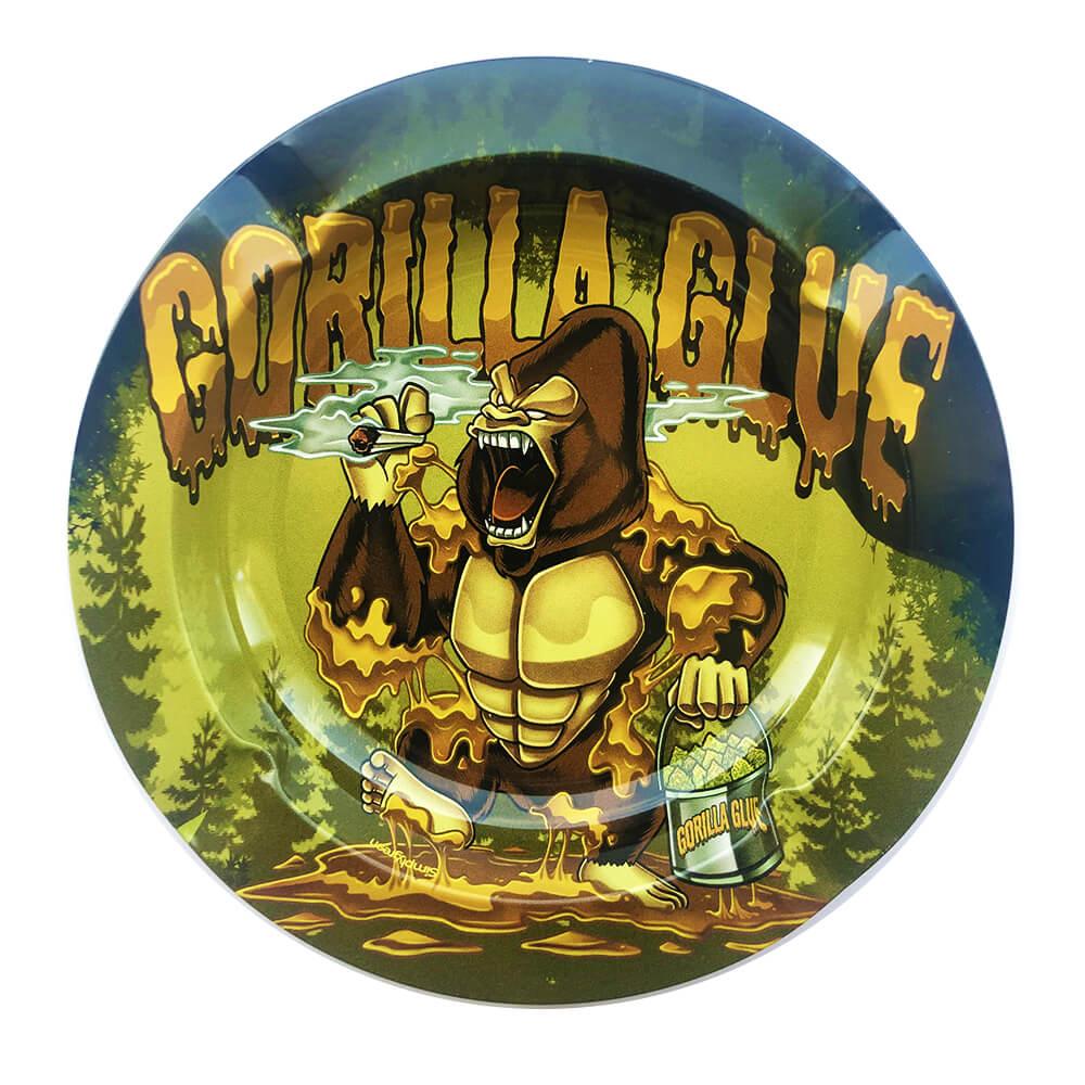 Best Buds - Gorilla Glue Metal Ashtray