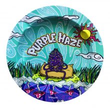 Best Buds - Purple Haze Metal Ashtray