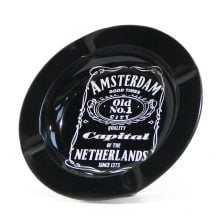 Amsterdam Daniel's Menu Metal Ashtray