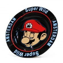 Mario Wiid Amsterdam Metal Ashtray