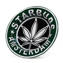 Starbuds Amsterdam Metal Ashtray