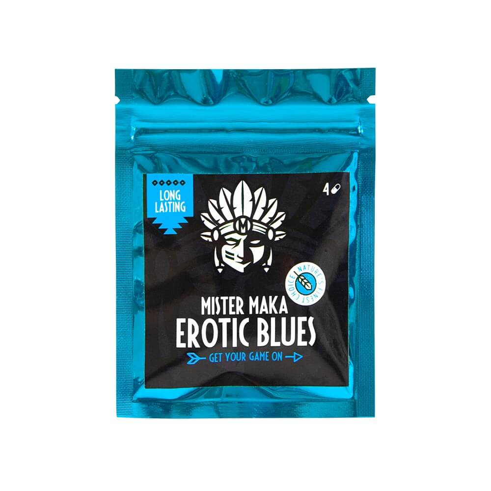 Mister Maka - Erotic blues 10packs/display