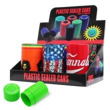 Plastic Sealed Cans American Dream (6pcs/display)