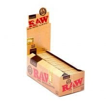 RAW Classic rolling papers 11/2 (25pcs/display)