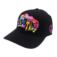 Lauren Rose - Zkittles Black + built-in stash 420 Hat