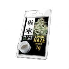 Plant of Life CBD Solid 10% Lemon Haze (1g)