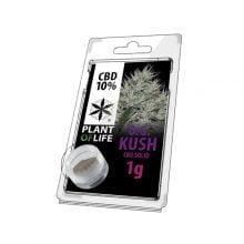 Plant of Life CBD Solid 10% OG Kush (1g)