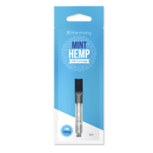 Harmony CBD Pen Mint Hemp Cartridge