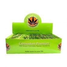 Cannabis Condoms Marijuana Flavoured (100condoms/pack)