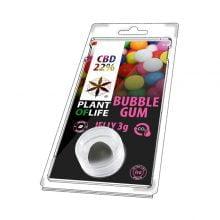 Plant of Life CBD Jelly 22% Bubblegum (3g)