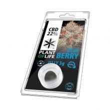 Plant of Life CBD Jelly 22% Blueberry (3g)