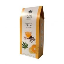 Plant of Life 2.5%-3% CBD Infusion Tea Citrus