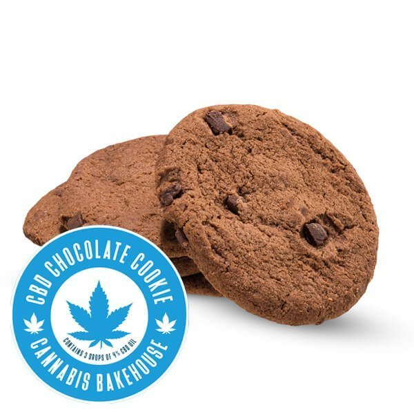Cannabis Bakehouse CBD Chocolate Chips Cookie