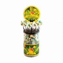 Cannabis lollipops Mango Kush THC free (100pcs/display)