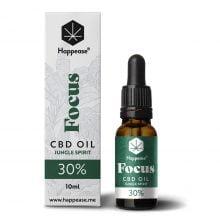 Happease® Focus 30% CBD Oil Jungle Spirit (10ml)