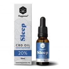 Happease® Sleep 20% CBD Oil Mountain River (10ml)