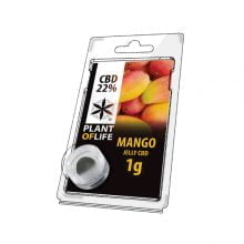 Plant of Life CBD Jelly 22% Mango fruit (1g)