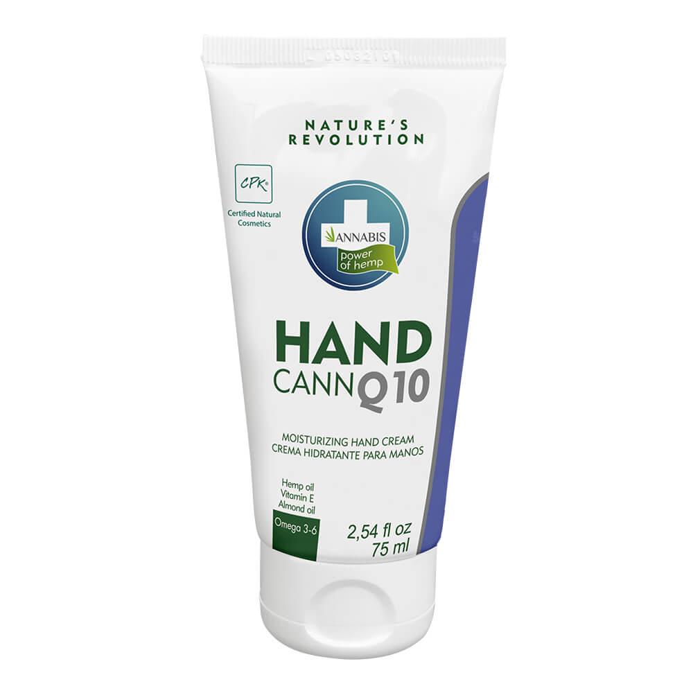 Annabis Handcann Moisturazing Hemp Hand Cream 75ml