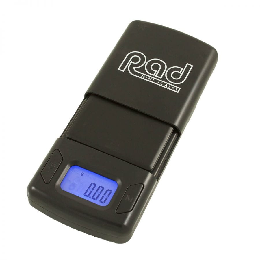 RAD GAR-100 Series 0.01g-100g Digital Scale (batteries included)