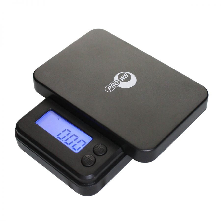 PRO W8 PRZ-100 Series 0.01g-100g Digital Scale (batteries included)