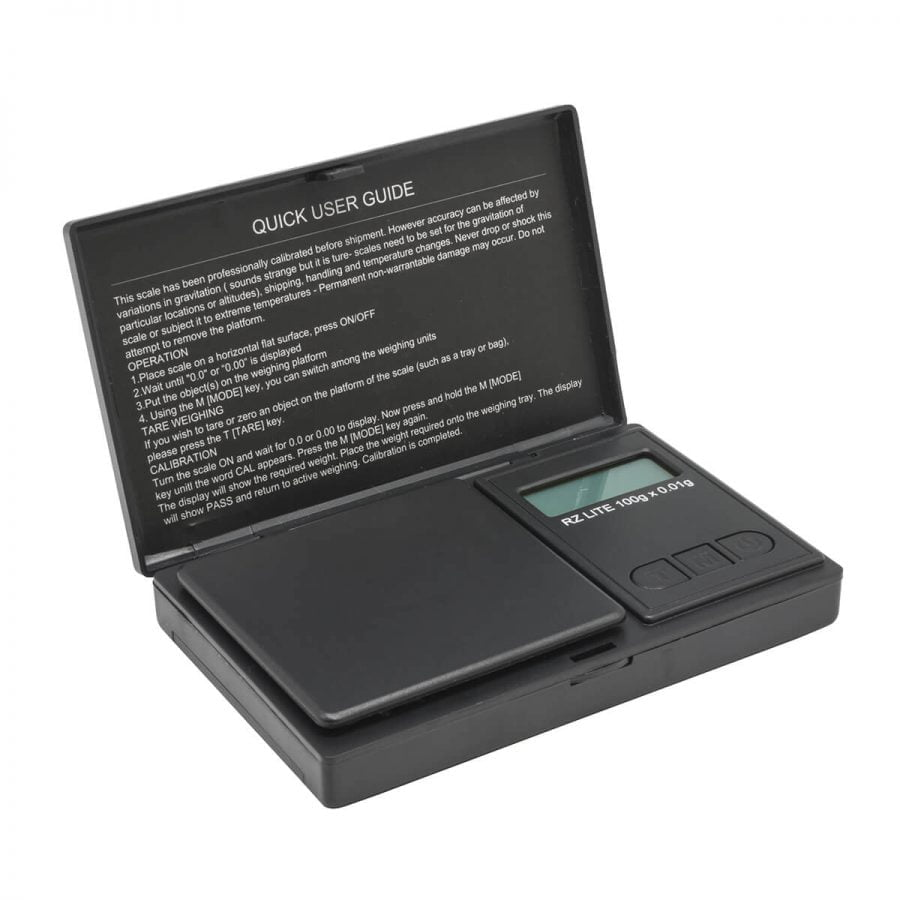 RAD RZL-100 Series 0.01g-100g Digital Scale (batteries included)