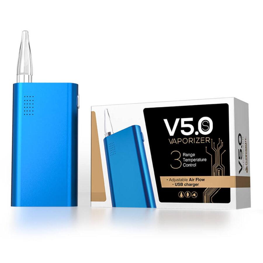 Flowermate V5.0S Vaporizer Blue