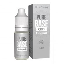 Harmony E-Liquid Pure Base 1000mg CBD (10ml)