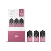 Harmony TEMPO Pink Lemonade 3 Pods Pack 222mg CBD (3x74mg)