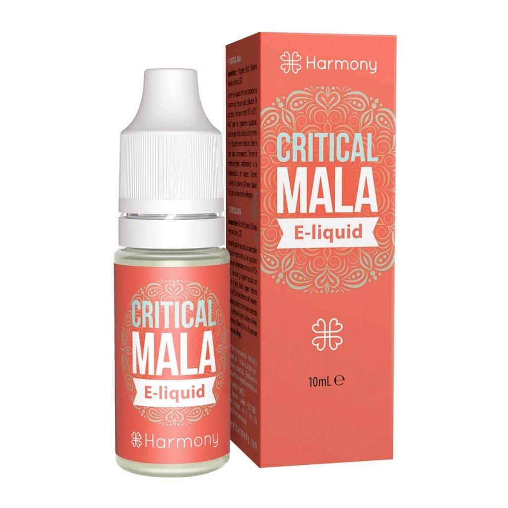 Harmony E-Liquid Critical Mala 300mg CBD (10ml)