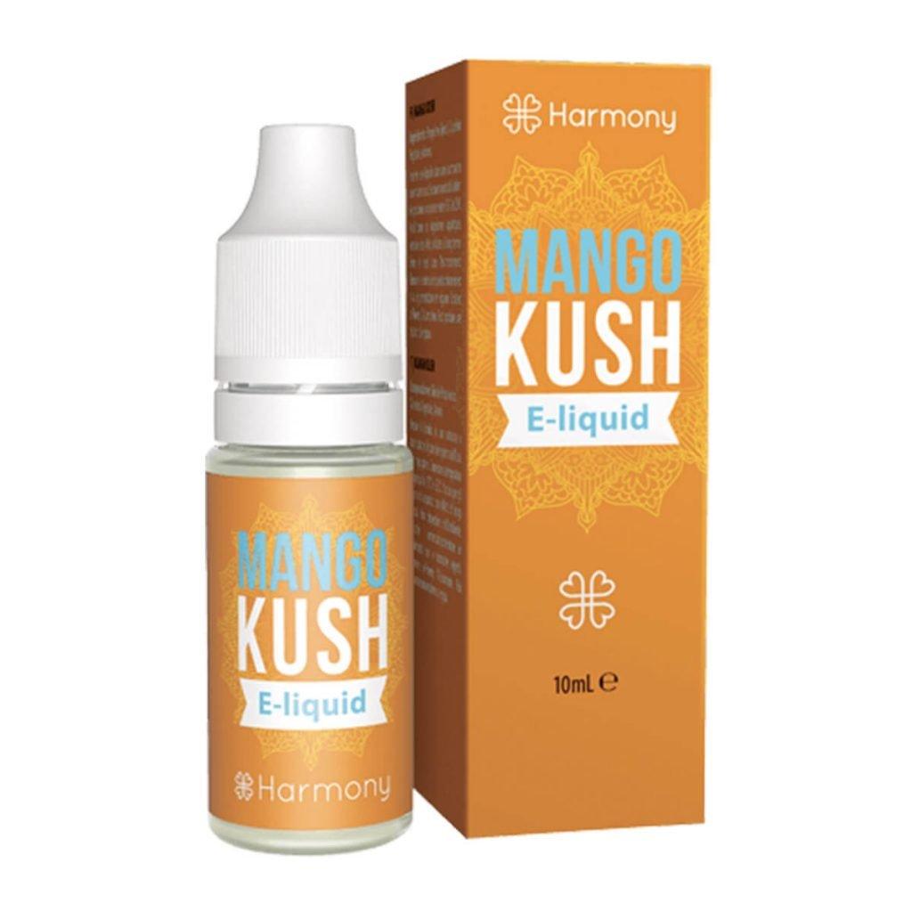 Harmony E-Liquid Mango Kush 30mg CBD (10ml)