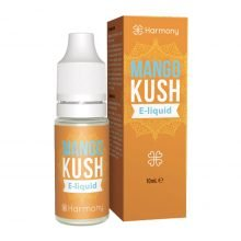 Harmony E-Liquid Mango Kush 30mg CBD (10ml)